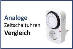 Analoge Zeitschaltuhr