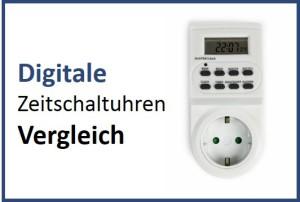 Digitale Zeitschaltuhr